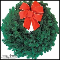 Mount Shasta Christmas Wreath - 20in