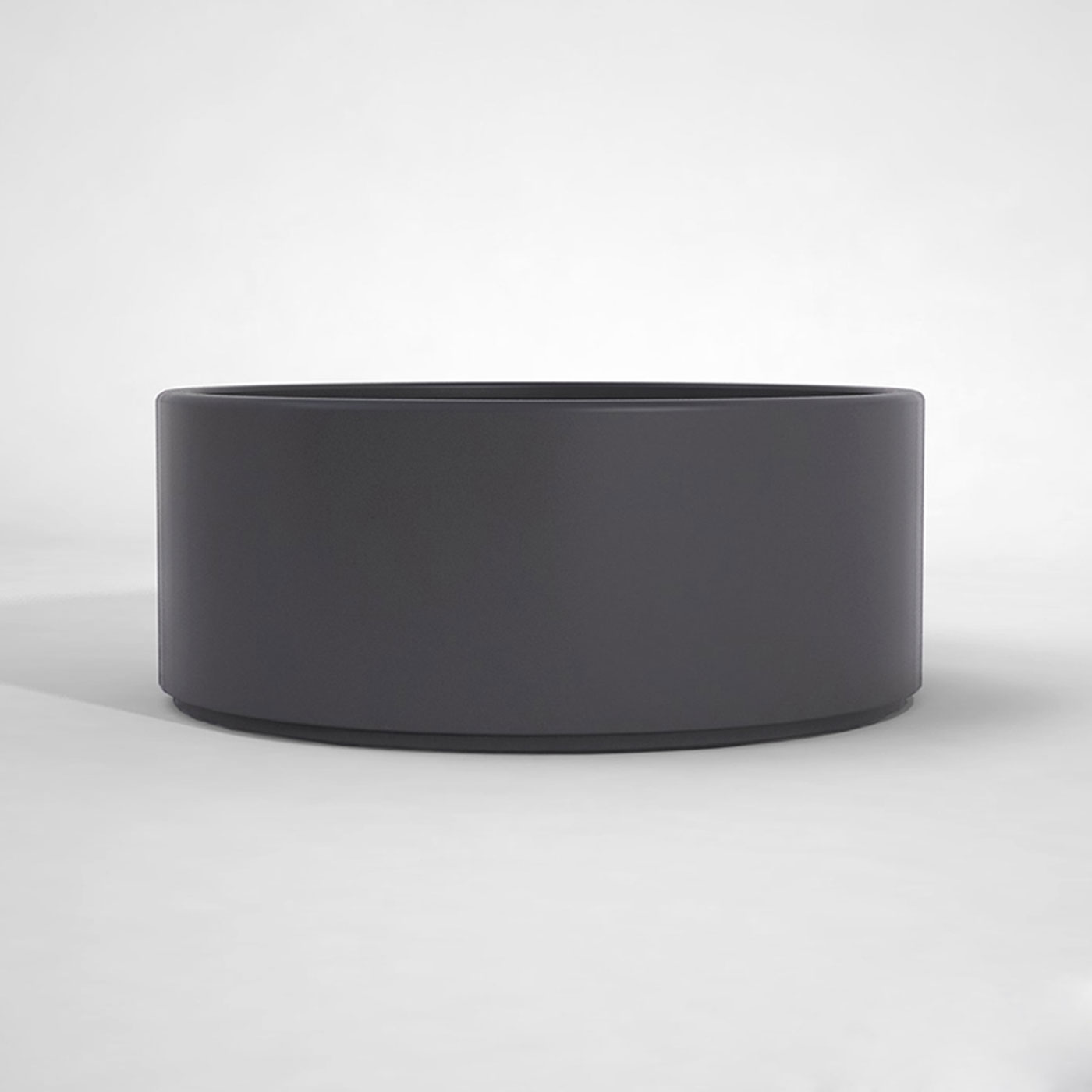 The Marek   Round Outdoor Planter Click To Enlarge