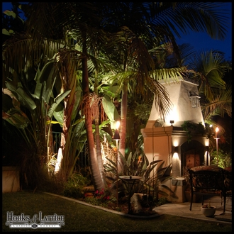 Tiki Landscape Lighting Kit