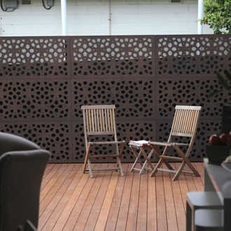 Timber Garden Screens and Privacy Panels