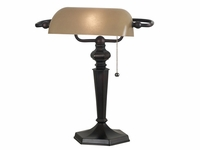 Traditional Desk Task Lamp - Oil Rubbed Bronze
