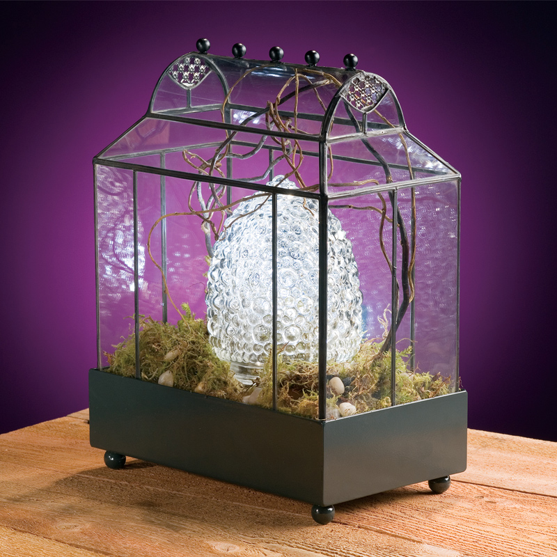 Traditional Table Top Terrariums Click To Enlarge