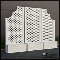 Trellises & Garden Screens