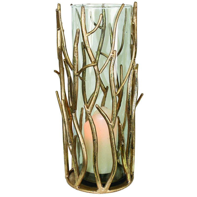 Twig Hurricane Candle Holder (3 Sizes) Click to enlarge