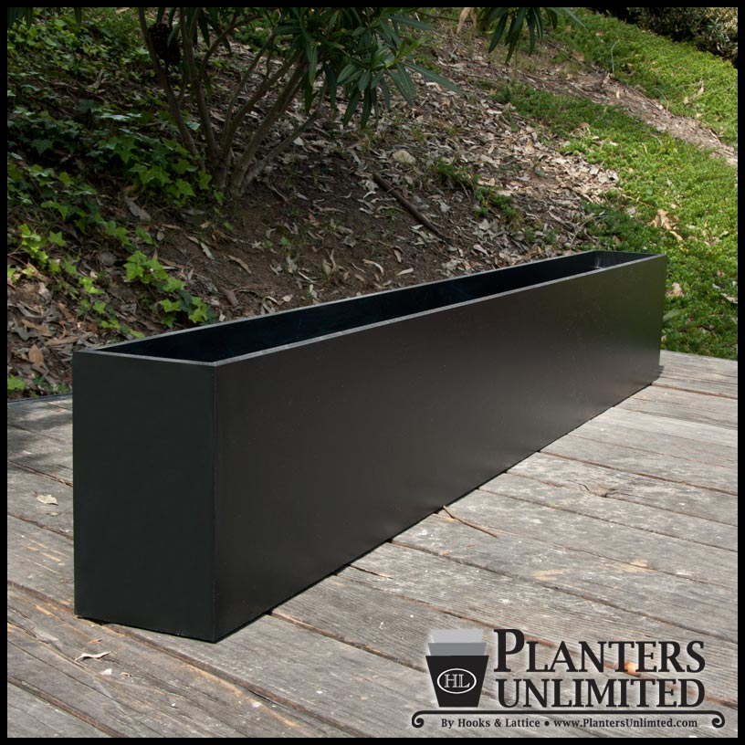 Contemporary Commercial Planters Pvc Planters