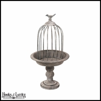 Veranda Decorative Bird Cage