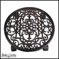 Victoria Round Rolling Plant Stand