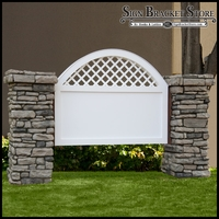 Vineyard Monument Sign Blank - 60in. x 50in.