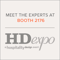 Visit Us at the Hospitality Design Expo 2016