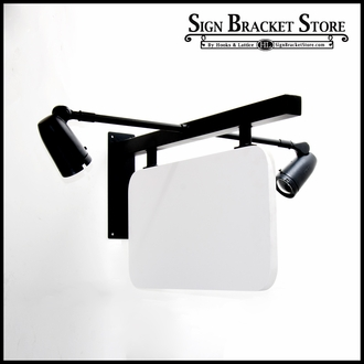Wall Mount Sign Brackets