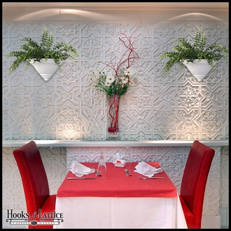 Wall Planters, Flower Pot Holders and Plant Sconces