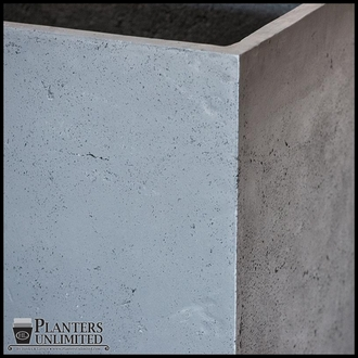 Weathered Stone Rectangular Planters