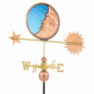 Weathervanes, Thermometers & Clocks