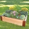 Western Red Cedar Raised Garden Beds