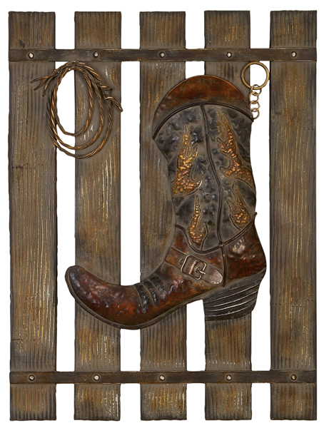 For large wall decor that channels the old American west, check out country  art and Western Wall Decor - available online at Hooks u0026 Lattice.