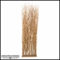 6' Natural Willow Screen