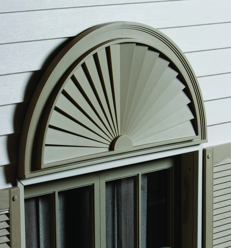 Architectural Commercial Exterior Decorative Trim : Decorative window trim and door exterior