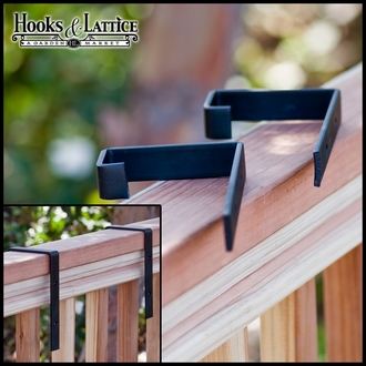 Window Box Brackets And Plant Hangers Hooks Amp Lattice