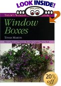 Window Boxes: How to Plant and Maintain Beautiful Compact Flowerbeds