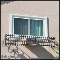 Window Guards and Air Conditioning Cages