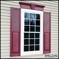 Decorative window trim window and door trim exterior - Decorative exterior door pediments ...