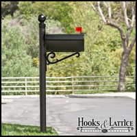 Woodmont Complete Mail Box System