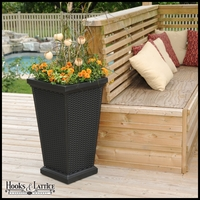 Worthington Tall Planter - Black