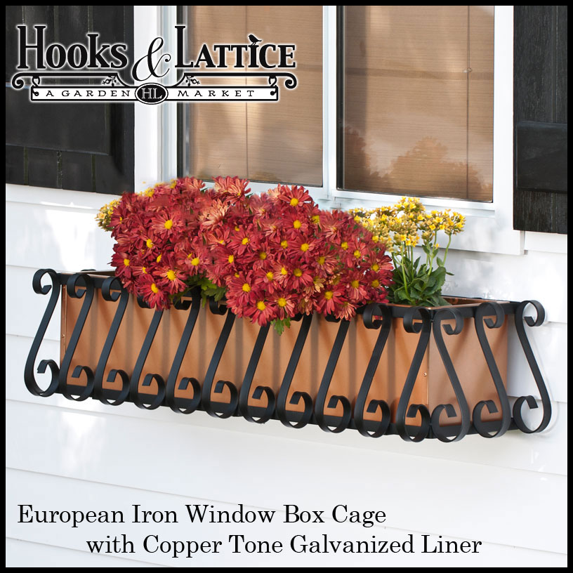 wrought iron window boxes Wrought Iron Window Boxes, Iron Flower Boxes, Metal Window Box  wrought iron window boxes