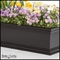XL Laguna Fiberglass Window Boxes