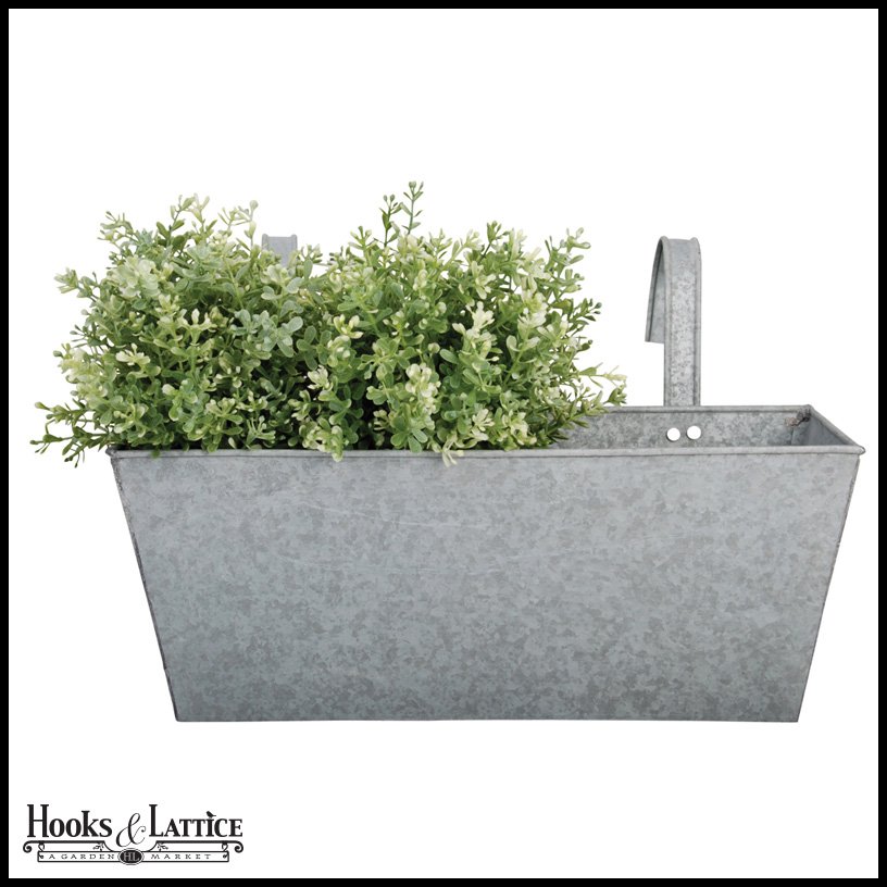 Zinc Rectangular Flower Box Balcony Planter on square aluminum planters, square iron planters, square stone planters, square brass planters, square outdoor planters, square tin planters, square terracotta planters, square fiberglass planters, square lead planters, square plastic planters, square white planters, square garden planters,