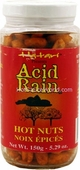 Acid Rain Hot Nuts, 10oz.