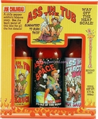 Ass In The Tub 3 Pack Gift Set, 3/5oz.