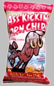 Ass Kickin' Corn Chips, 2oz.