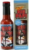 "Big Papi ""Off The Wall Triple"" Hot Sauce, 5oz."