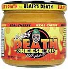 Blair's Death Nacho Cheese Dip, 10oz.
