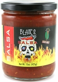Blair's Fresh Fire Roasted Tomato Habanero Medium Salsa, 12oz.