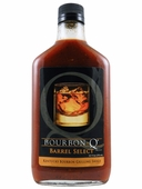 Bourbon Q Barrel Select Kentucky Bourbon Grilling Sauce, 12.7oz.