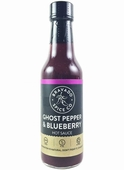 Bravado Spice Co. Ghost Pepper & Blueberry Hot Sauce, 5oz.