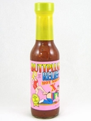 Buttplug Relief Hot sauce, 5oz.