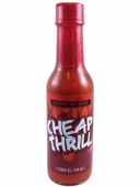 Cheap Thrill Cayenne Hot Sauce, 5oz.