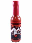 Cheap Thrill Habanero Hot Sauce, 5oz.