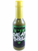 Cheap Thrill Jalapeno Hot Sauce, 5oz.