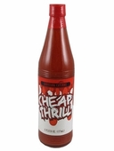 Cheap Thrill Louisiana Style Hot Sauce, 6oz.