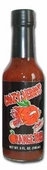 Crazy Jerry's Orange Rush Hot Sauce, 5oz.