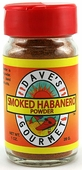 Dave's Gourmet Smoked Habanero Powder Hot ,1oz.
