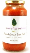 Dave's Organic Roasted Garlic & Basil Pasta, 26oz.