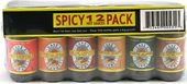 Dave's Spicy 12 Pack Hot Sauce Gift Set, 12/.75oz.