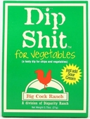 Dip Shit For Vegetables, .75oz.