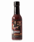 Eddie Ojeda's Twisted Hot Sauce Cherry Habanero, 5oz.