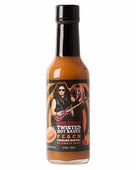 Eddie Ojeda's Twisted Hot Sauce Peach Carolina Reaper, 5oz.